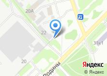 Компания «Казанская стекольная компания» на карте