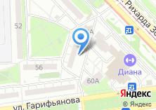 Компания «Весна-26» на карте