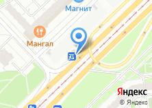Компания «Адам» на карте