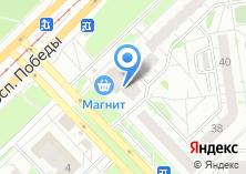 Компания «Отчетвсрок.ру» на карте