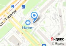 Компания «Металлист ЖСК» на карте