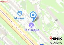 Компания «Анталия» на карте