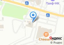 Компания «Аккорд» на карте