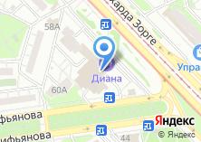 Компания «Мемори-Я» на карте