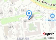 Компания «Тектоник уют-сервис» на карте