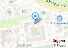 Компания «Настя-Текс» на карте