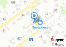 Компания «Мебелир» на карте
