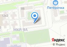 Компания «Горки-9» на карте