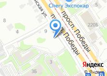 Компания «Геолог — Казань» на карте