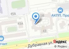 Компания «ПК-РекСтрой» на карте