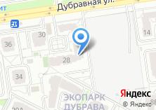 Компания «Экопарк Дубрава» на карте