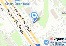 Компания «Мастер срубов» на карте