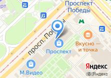 Компания «Ремонт компьютеров» на карте