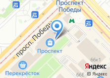 Компания «Solo» на карте