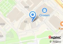 Компания «Строящееся административное здание по ул. Рихарда Зорге» на карте