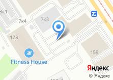 Компания «Компания по подбору автоэмали» на карте