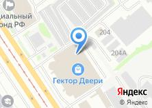 Компания «Аура Строй» на карте
