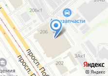 Компания «AUTOVAG (АВТОВАГ)» на карте