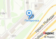 Компания «Велес-Контакт» на карте