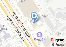 Компания «АбсолютЭнергоСервис» на карте