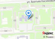 Компания «Детский сад №382 Радуга» на карте