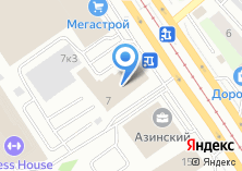 Компания «Мир Баланса» на карте