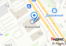 Компания «Фторопластовые технологии» на карте