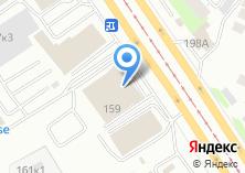 Компания «Корунд ГЕО» на карте