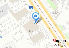 Компания «Арт Деко» на карте