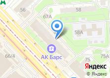 Компания «Технический центр» на карте
