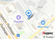 Компания «Офисно-складской центр» на карте