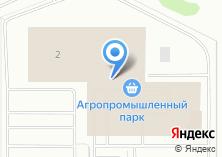 Компания «Агропарк Казань» на карте