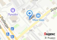 Компания «Кама-Экспресс» на карте