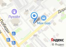 Компания «Трак-Авто» на карте