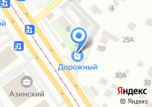 Компания «Тарос+» на карте