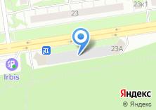 Компания «Шиномонтажная мастерская на Дубравной» на карте