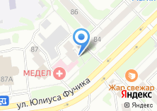 Компания «Татплодоовощпром» на карте