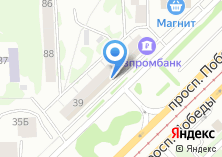 Компания «L» на карте