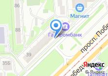 Компания «ТехноКомпьютер» на карте