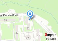 Компания «КАБЛУЧОК116.РФ» на карте