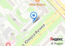 Компания «Магазин товаров и услуг смешанного типа на ул. Рихарда Зорге» на карте