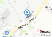 Компания «Казаньсельмаш» на карте