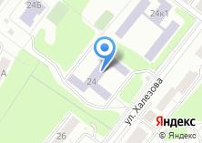 Компания «Гимназия №140» на карте