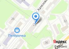 Компания «Академия знаний» на карте