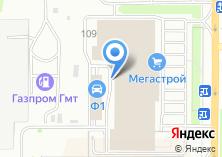 Компания «МегаПласт» на карте