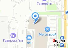 Компания «ААА ДВОЙНОЙ БРУС ХАУС БЮРО» на карте