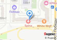Компания «Автостоянка на проспекте Победы» на карте