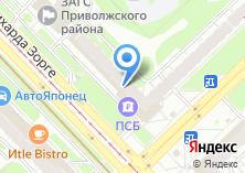 Компания «Объектив» на карте