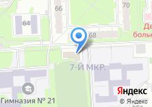 Компания «Финская №1» на карте