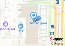 Компания «Окна Аттик» на карте